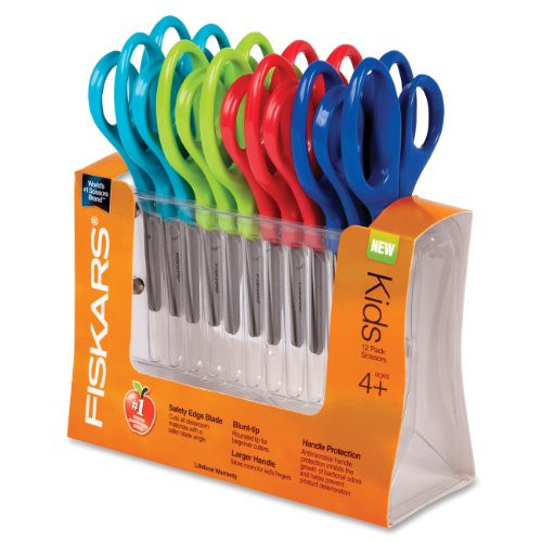 Kids scissors / safety scissors