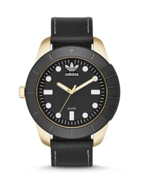 Adidas Adi-1969 Analong Watch - BLACK