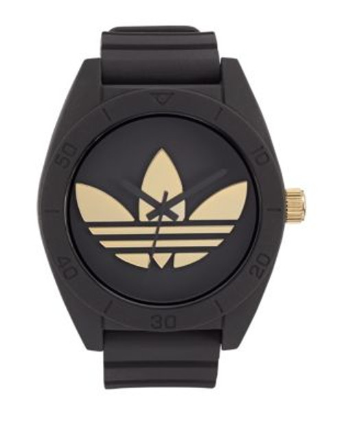 Adidas Santiago XL Watch - BLACK