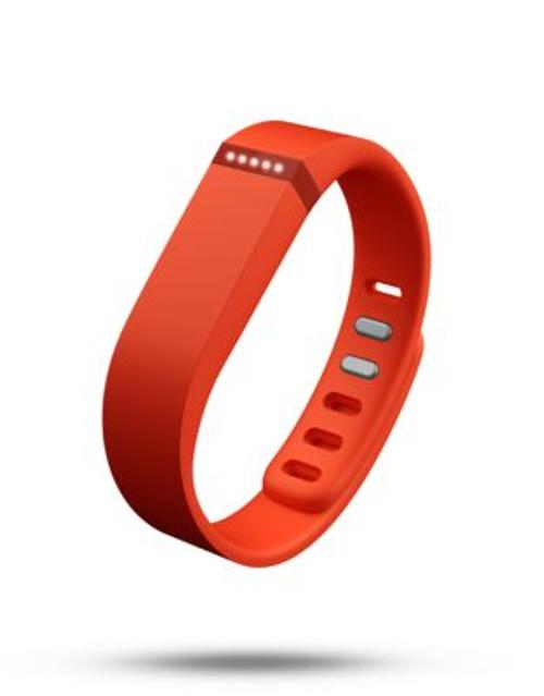 Fitbit Flex Wireless Activity Wristband - ORANGE