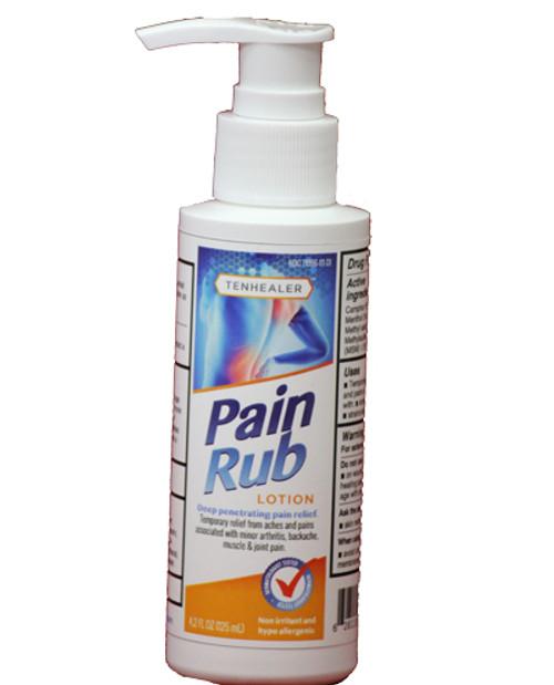TENHEALER lotion for pain relief 125 mL bottle