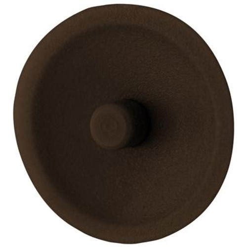 #1 Plastic Screw Cover Brown