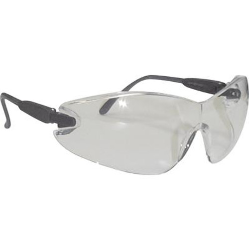 Frameless Safety Glass Silver Lens