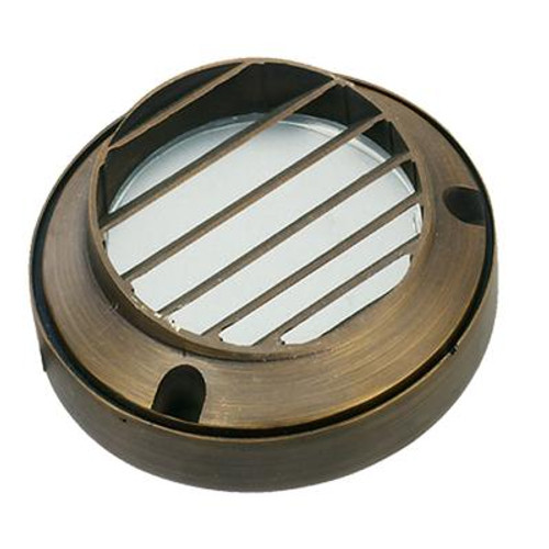 1-Light Surface Mount Antique Bronze Finish