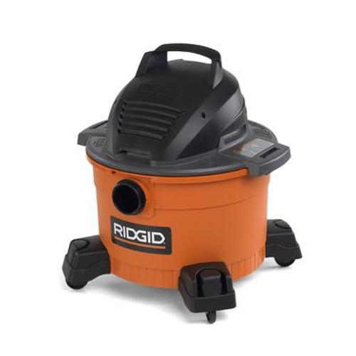 34 L / 9 US G Ridgid Wet/Dry Vacuum