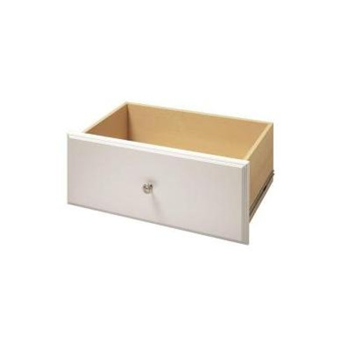 12 Inch Deluxe Drawer - White