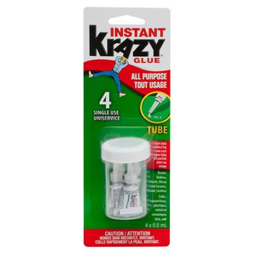 Krazy Glue Single Tubes 2ml