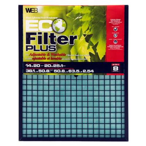 Adjustable WEB ECO Filter Plus