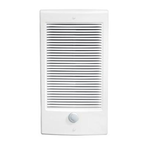 2000W/240V Fan Forced Wall Insert Electric Heater - White