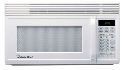 Magic Chef 1.6 cu. ft. Over the Range Microwave - White