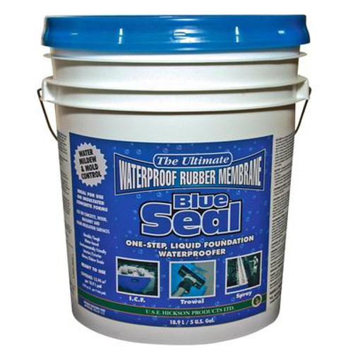 Blue Seal Waterproofing Rubber Membrane