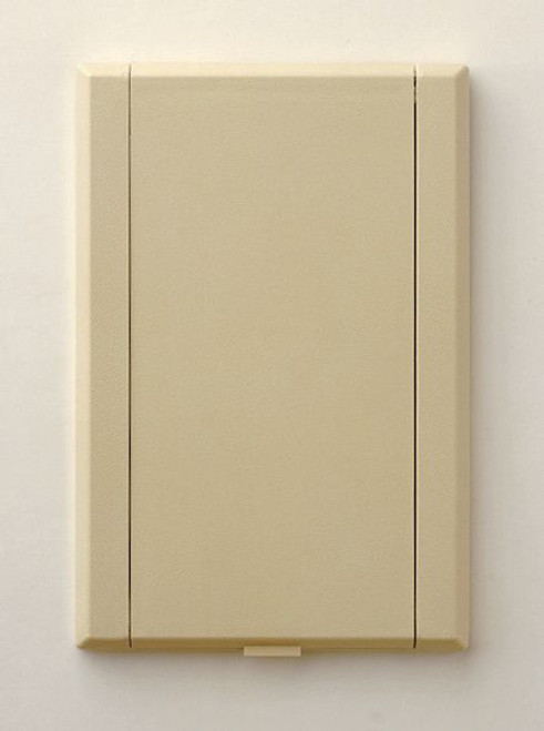 Beige Universal Wall Inlet