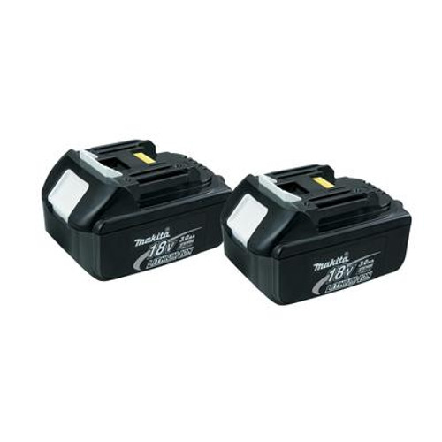 18V Lithium Ion Battery 3.0 Ah (Twin Pack)