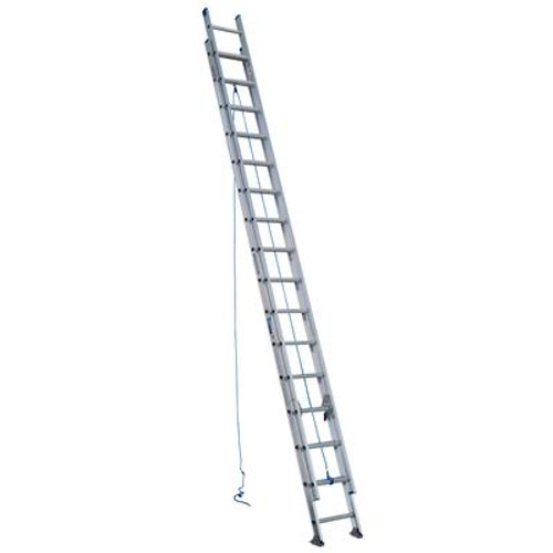 Aluminum Extension Ladder Grade 1 (250# Load Capacity) - 32 Feet