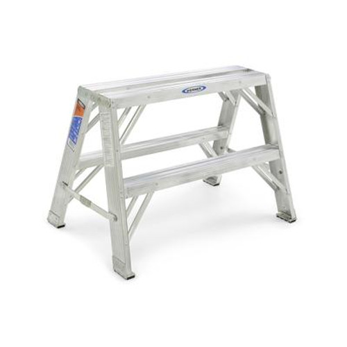 Aluminum Portable Work Stand Grade 1A (300# Load Capacity) - 2 Feet