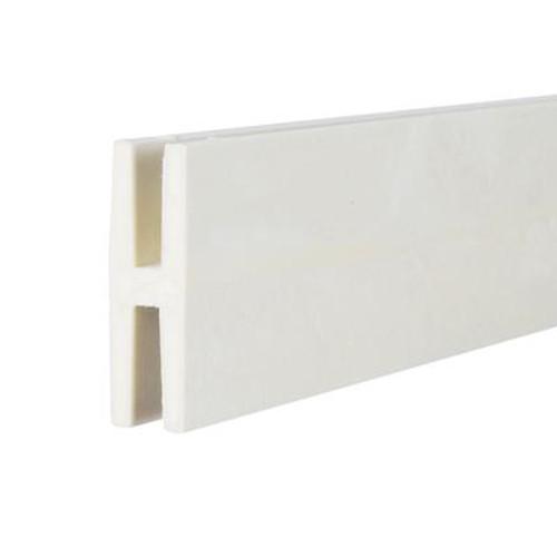Veranda 97 Inches Divider White