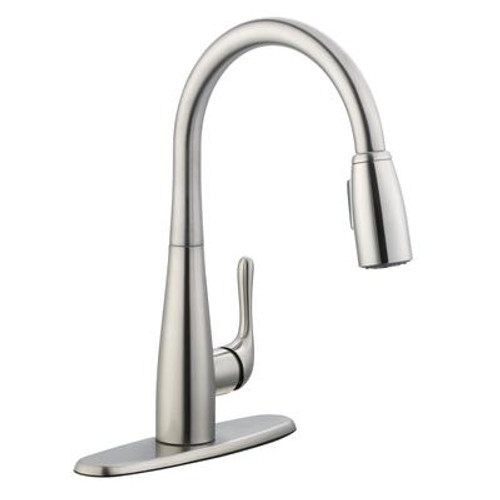 900 Series Pulldown Kitchen Faucet In Stainless Steel