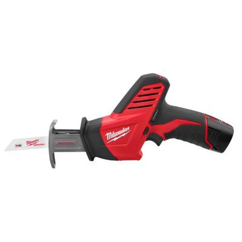 Hackzall M12 Cordless Lithium-Ion Reciprocating Saw