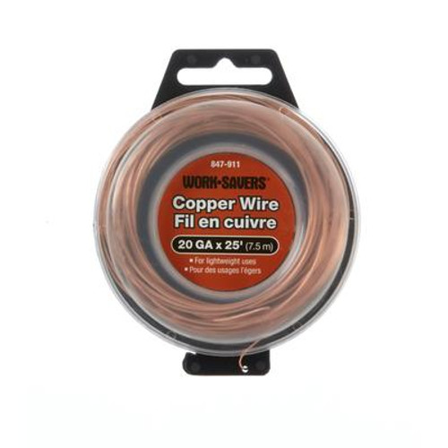 Copper Wire-Coiled 20G X 7.5M