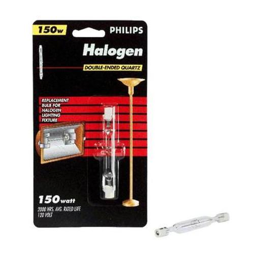 150W T3 Halogen Quartz Clear 119MM