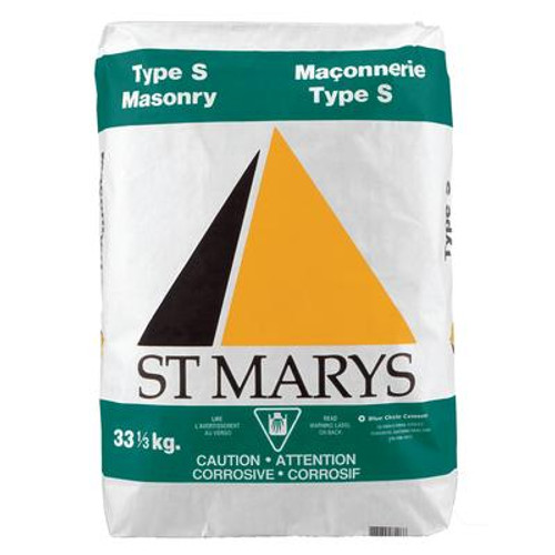 Type S Masonry Cement