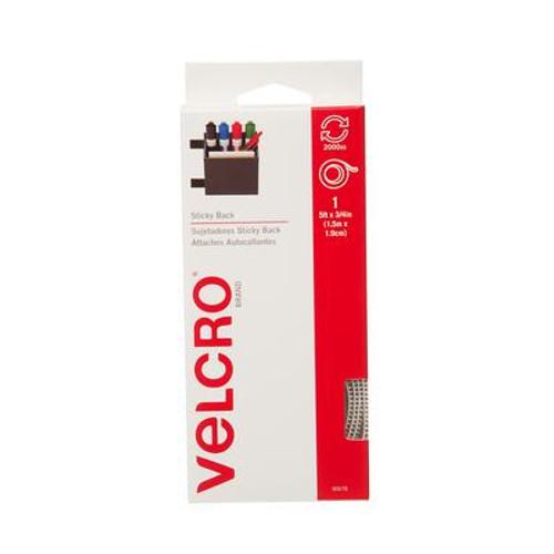 Velcro 5 ft. X 3/4 in. Sticky Back Tape