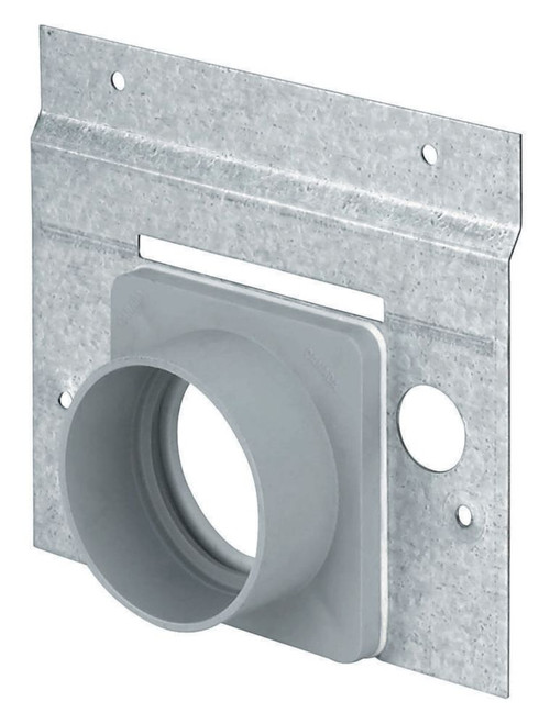 Central Vac Inlet Mounting Plate