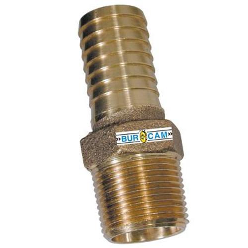 1 Npt X 1 B Bronze Adapter