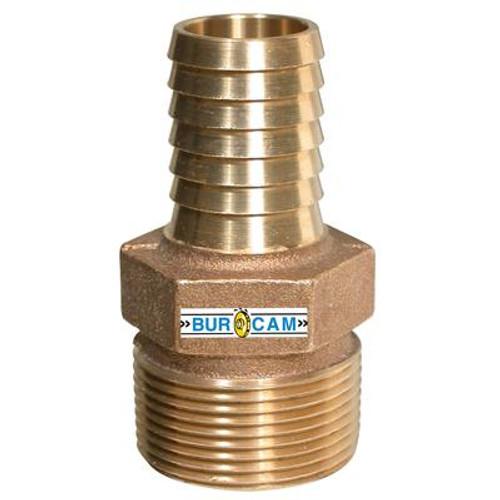 1 1/4 Npt X 1 B Bronze Adapter