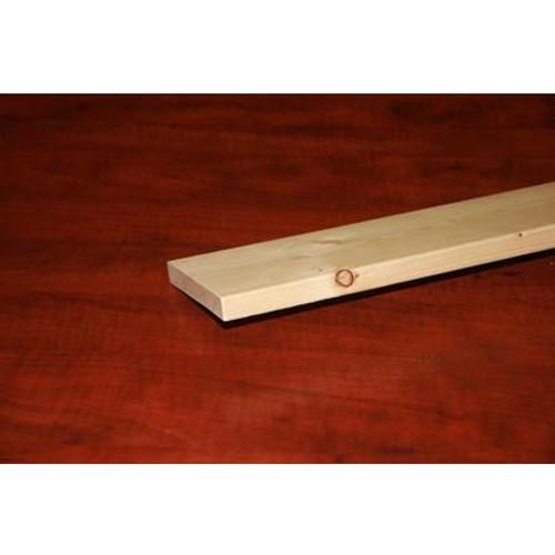 1x6x5 S4S Spruce Board