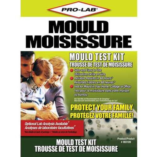 Do It Yourself Mold Test Kit (S)