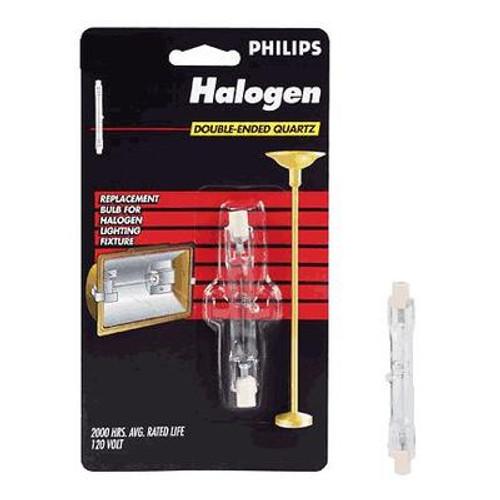 200W T3 Halogen Quartz Clear 79MM