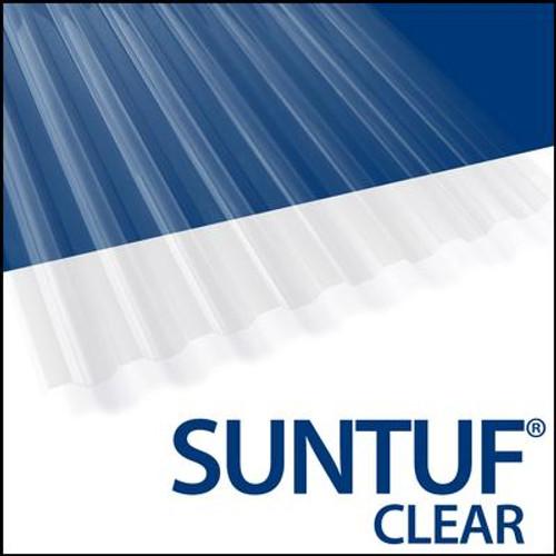 Suntuf Cor. Pc 8  Feet . Clear