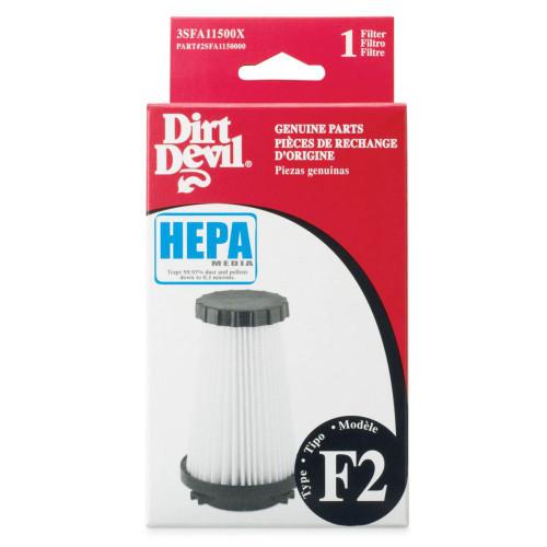 Type F2 Hepa Filter