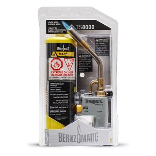 Bz8000Kc - Premium Torch Kit