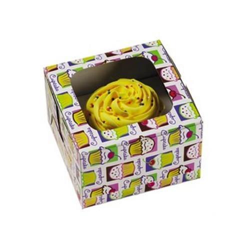 Wilton Cupcake Box, Holds 1