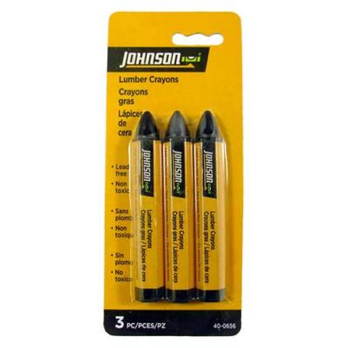 Lumber Crayons - Black