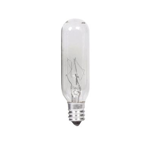 15W T6 Exit Sign Bulb Clear 145   Volt