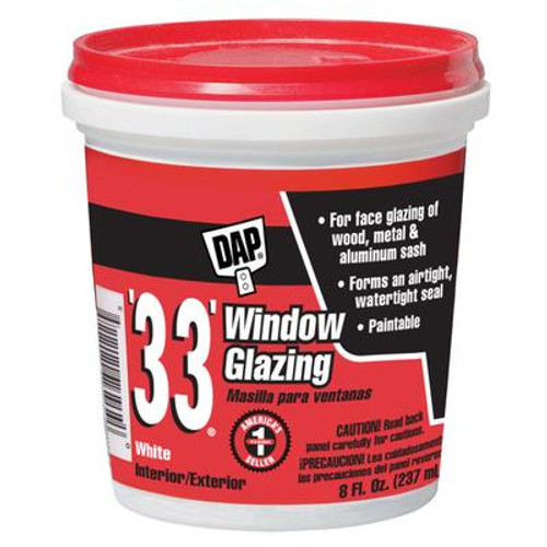 Window Glazing Putty 237Ml / 1.3Lb