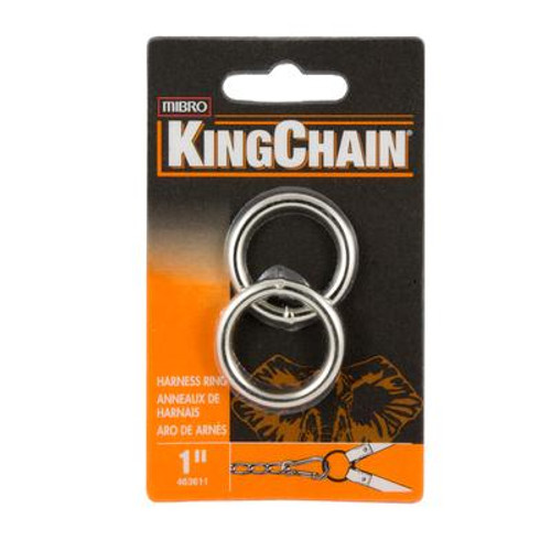 1 inches Harness Ring 2-Cd