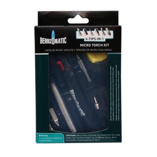 St250K - Butane Micro Torch Kit