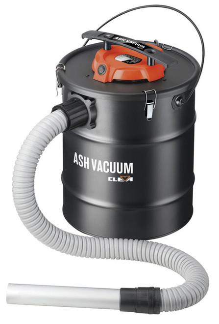 Ash Vacuum 22L 2HP Metal Tank Aluminum Hose