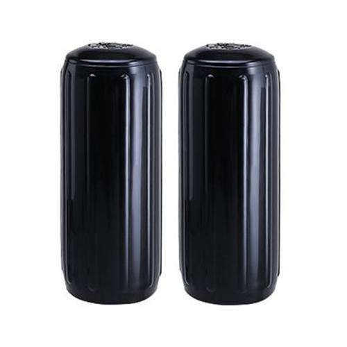 2 Marine Grade Center Hole Fender 8.5Inch x 20.5Inch