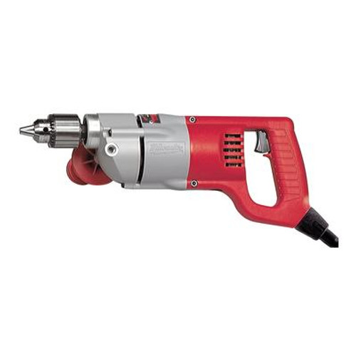 1/2 D-Handle Drill 0-600 RPM with fixed cord