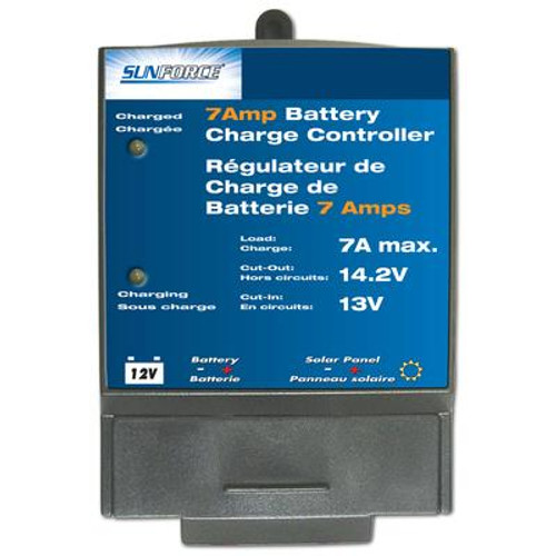 7 Amp Solar Charge Controller