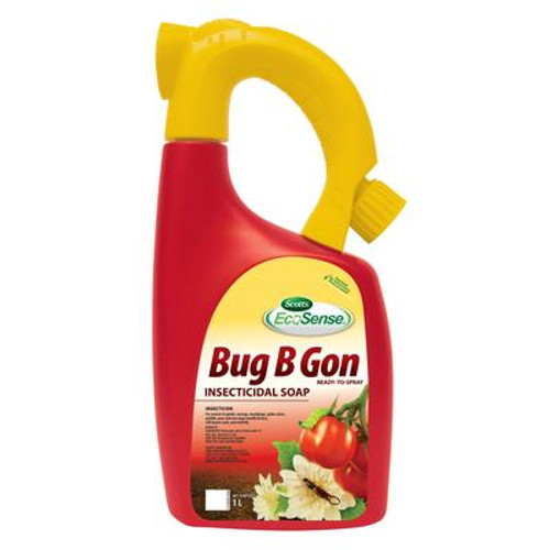 Ecosense Bug B Gon Insecticidal Soap 1 L Ready To Spray