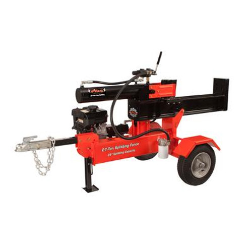 169 cc 27-Ton Gas Log Splitter