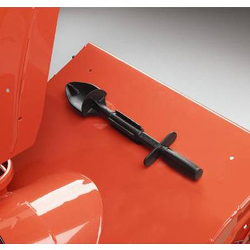 Clean-Out Tool with Brush for Snow Blower