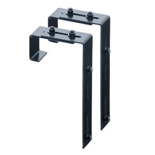 Deck Rail Brackets - 2 Pack