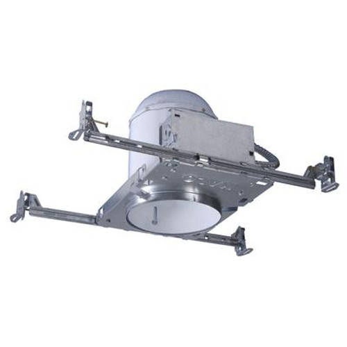 Halo H7T New Construction Shallow Housing for Non Insulated Ceilings-6 Inch Aperture